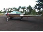 BONANZA F33A   ANO 81   HORAS TOTAIS: 4.400  MOTOR IO550 COM 470 HORAS DISPONÍVEIS.  5 LUGARES  6 CILINDROS ZERO  MAGNETOS REVISADOS PARAFUSOS DAS ASAS TROCADOS MANGUEIRAS TROCADA ALTERNADOR REVISADO  AERONAVE TODA ORIGINAL E COM ESTOFAMENTO NOVO.  PRONTA PARA VOAR!!!  MARIA ZILDA 14 99723-3993